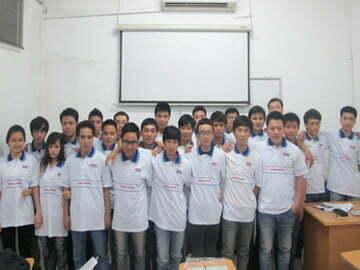 Hanoi-Aptech chào đón thành viên mới T1204I