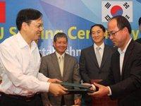 Hàn Quốc xây TT Truy cập Internet thứ 2 tại Việt Nam