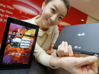 LG tạm rút khỏi thị trường máy tính bảng