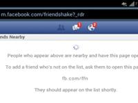 Read more about the article Facebook bỏ tính năng Friendshake chỉ sau 2 ngày