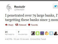 Read more about the article Hacker tuyên bố có thông tin khách hàng của một loạt ngân hàng lớn