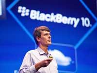Biểu tượng của thành đạt – BlackBerry