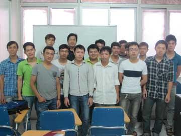 Chào đón thành viên mới R1207L đến với đại gia đình Hanoi-Aptech