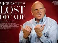 CEO Microsoft phản ứng về nhận định 'thập kỷ lạc lối'