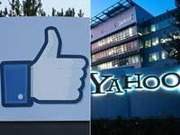 Yahoo và Facebook bất ngờ 'đình chiến'