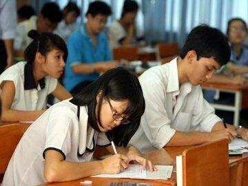 Nhiều trường dự kiến điểm chuẩn bằng điểm sàn