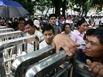 Read more about the article Ngày thi thứ nhất: Hơn 660.000 người ứng thí, 23 thí sinh bị kỷ luật