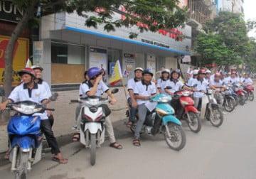 Read more about the article Hanoi-Aptech triển khai nhiều hoạt động đồng hành cùng các sĩ tử mùa thi 2012
