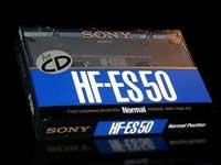 Sony giới thiệu … băng cassette mới