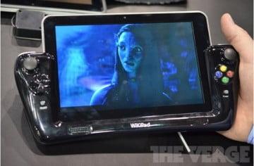 Tablet chơi game của Wikipad được trông ngóng
