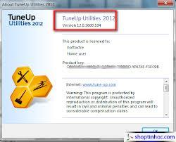 Tuneup utilities 2012: Tăng tốc máy, tiết kiệm pin