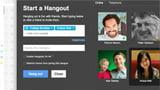 Chat video nhóm trên Gmail thêm mạnh với Google+ Hangout