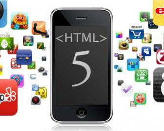 HTML5 sẽ độc chiếm thị trường ứng dụng di động