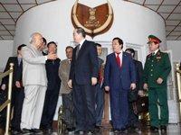Việt Nam hợp tác với Ấn Độ gia công phần mềm
