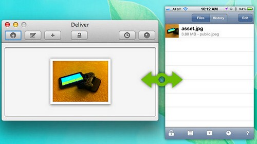 Read more about the article WebDisk: Chia sẻ tập tin giữa iPhone và PC dễ dàng