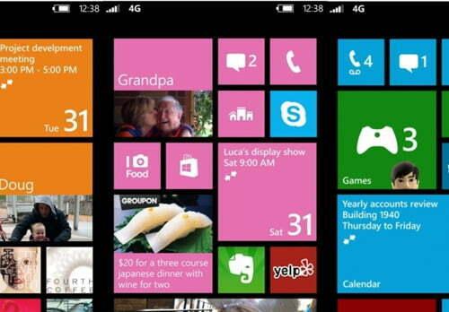 Windows Phone 8 sẽ tích hợp công nghệ Unity game 3D