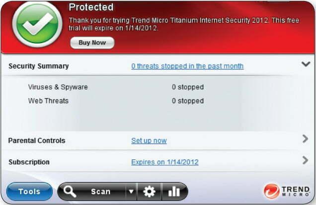 Năm 2012 với những phần mềm bảo mật tốt nhất