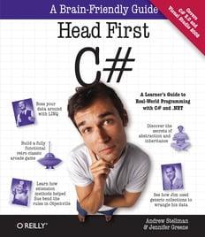 Read more about the article Mỗi ngày một cuốn sách lập trình (Head First C#)