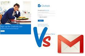 Microsoft: Outlook.com sẽ bảo mật tốt hơn Gmail