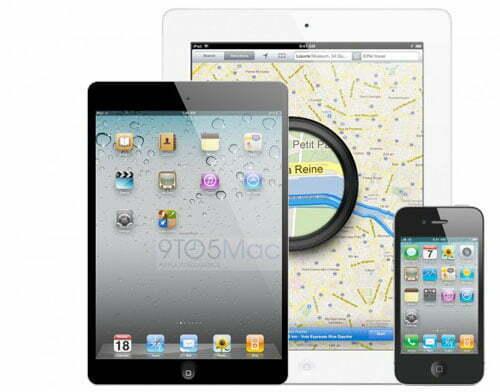 Lộ ảnh iPad Mini giống như iPod Touch cỡ lớn