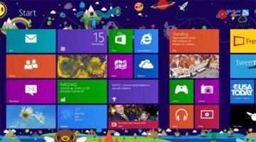 Windows 8 bản dùng thử 90 ngày
