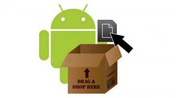 DropSpot – Chuyển dữ liệu không dây hai chiều giữa PC và Android