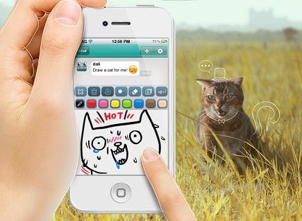 Cubie Messenger – Ứng dụng chát miễn phí trên iPhone và Android