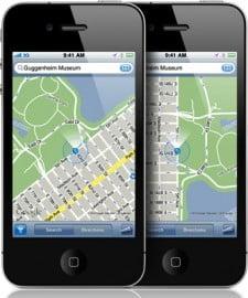 Google Maps có thể chạy trên iOS 6
