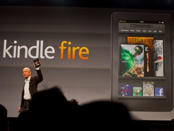 Read more about the article Amazon với hai mẫu Kindle Fire 7inch mà không có mẫu 10inch