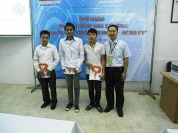 Hanoi – Aptech: Quản trị mạng ACNA-F1 – Cơ hội và thách thức