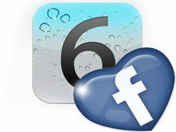 Cách khắc phục lỗi upload ảnh lên Facebook trong iOS6