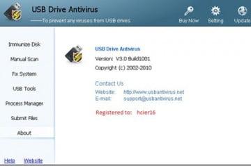 Những phần mềm diệt virus miễn phí chạy trực tiếp từ USB