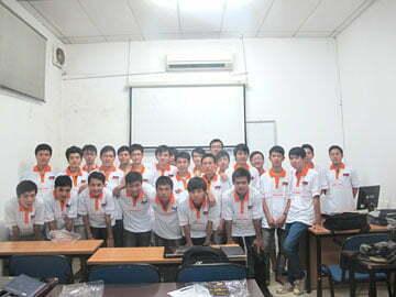 Hanoi-Aptech chào đón các tân học viên lớp C1207M gia nhập vào đại gia đình