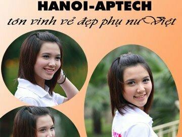 """Hanoi-Aptech- Trao quà """"Yêu thương"""", thay lời muốn nói"""