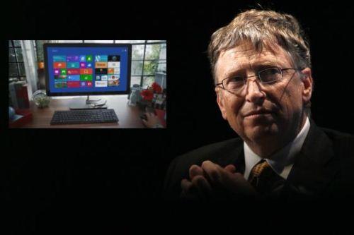 Read more about the article Bill Gates: Windows 8 là chìa khóa cho điện toán cá nhân