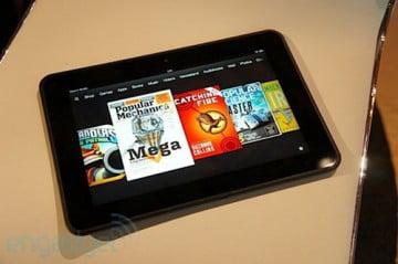 Amazon công khai công kích iPad Mini
