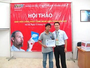 """Read more about the article Hanoi-Aptech- """"Điện toán đám mây"""" bí ẩn không còn xa lạ"""