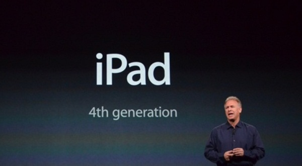 iPad 4 có gì mới so với iPad 3