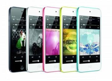 iPod Touch mới sẽ đến tay khách hàng vào ngày 15/10