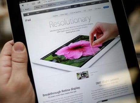 iPad 4 – Khám phá thông tin rò rỉ cho ngày ra mắt