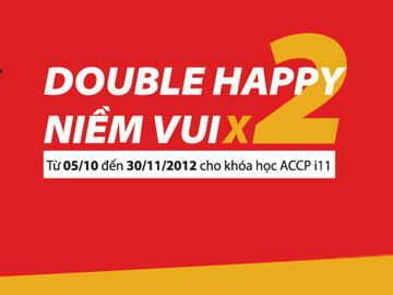 Read more about the article Hanoi-Aptech- Niềm vui nhân đôi – Cơ hội chỉ có một