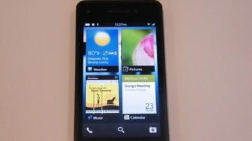 'BlackBerry 10 có thể không tồn tại ngay khi ra mắt'