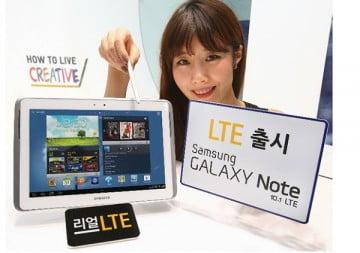 Galaxy Note 10.1 phiên bản LTE đã xuất xưởng