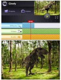 Phần mềm chỉnh sửa video cho Android, iPhone và iPad