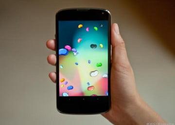 Tổng quan về điện thoại LG Nexus 4