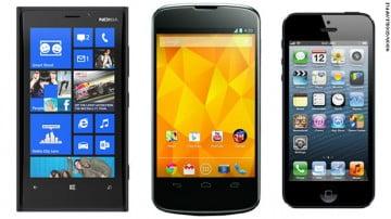 Hệ điều hành smartphone nào thích hợp với bạn?