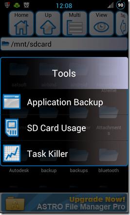 Sử dụng Bluetooth chuyển ứng dụng giữa các thiết bị Android