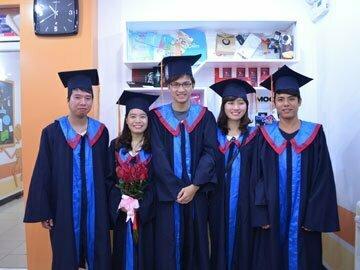 Hanoi-Arena – Trao chứng chỉ tốt nghiệp cho hơn 70 học viên