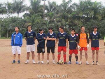 Đội CF ( T1008G) & Đội ASP ( T1207H) : Chiến thắng trên lượt đá luân lưu