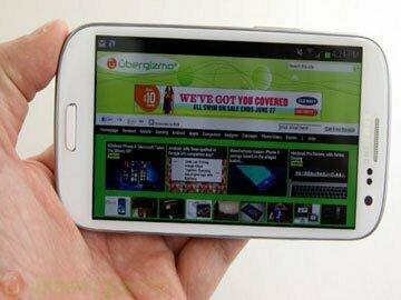Galaxy S3 vượt iPhone 4S, trở thành smartphone bán chạy nhất trong quý III